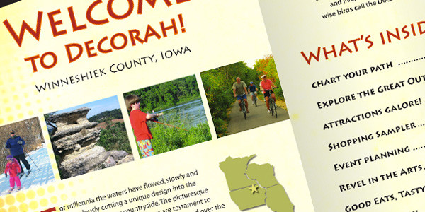 Decorah IA Relocation Packet